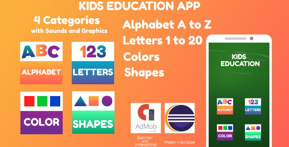 Download Kids Education App nulled download