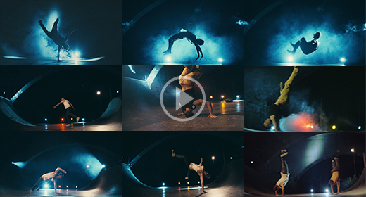 Acrobatic Dance Choreography [PACK]