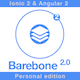 Barebone Ionic 2 Personal Edition - The Swiss Army Knife of Ionic 2
