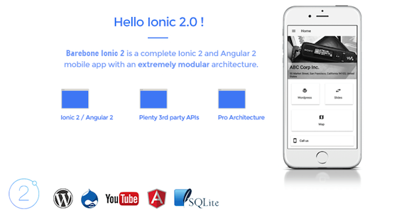 Download Barebone Ionic 2 Personal Edition - The Swiss Army Knife of Ionic 2 nulled download