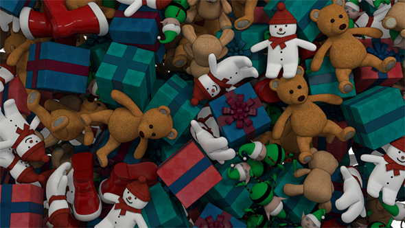 Download Presents and Toys Transition nulled download