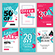 Social Media Sale Banners