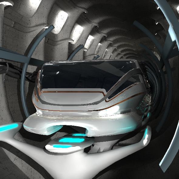 fantastic trains - 3DOcean Item for Sale