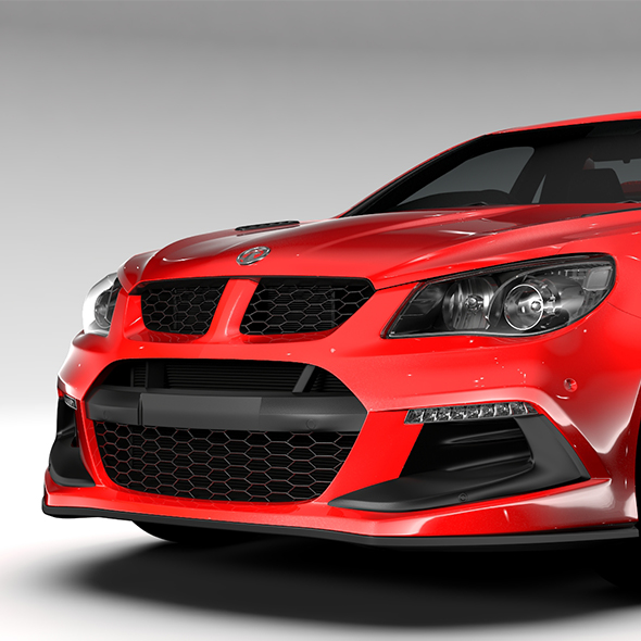 Vauxhall VXR8 Maloo 2016 - 3DOcean Item for Sale