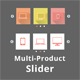 Multi-Product Slider (Responsive)