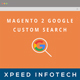Google Custom Search for Magento 2