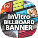 InVitro Billboard Banner Template