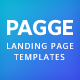 Pagge - Landing Page HTML Templates