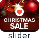 Christmas Sale Slider