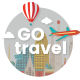 Download GoTravel - A Travel Agency & Tourism Theme from ThemeForest