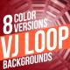 Blinking Lights Vj Loop V2