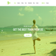 Yogy – Bootstrap Based Responsive Onepage Template (Health & Beauty)