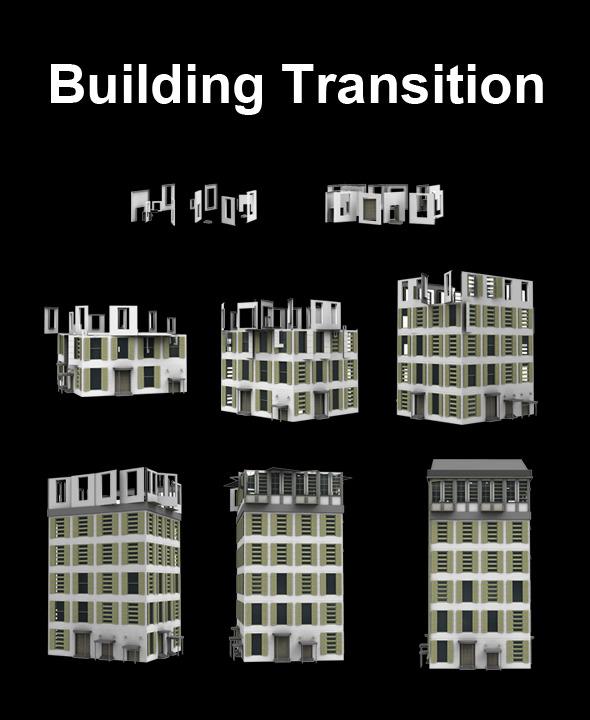 3DOcean Building Transition 1863458