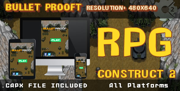 Download Bullet Prooft – RPG – (.CAPX) nulled download