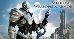 Medieval Weapons and Armor