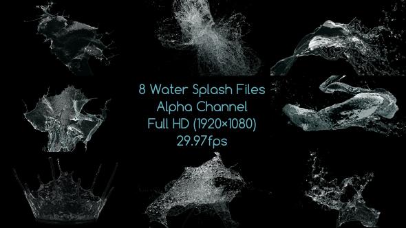 Download Water Splash Pack 3 nulled download