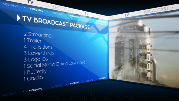 Download TV Broadcast Package nulled download