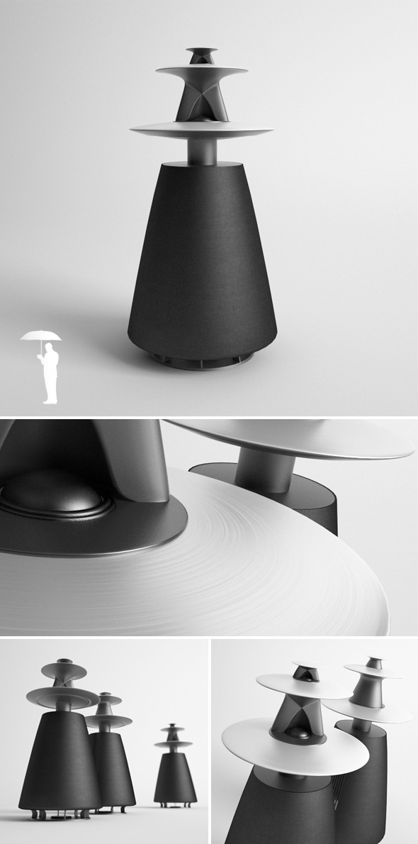 Bang & Olufsen BeoLab 5 - 3DOcean Item for Sale