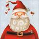 Santa's Christmas Sleigh Bells