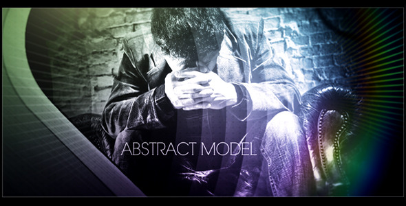VideoHive Abstract model 1865058