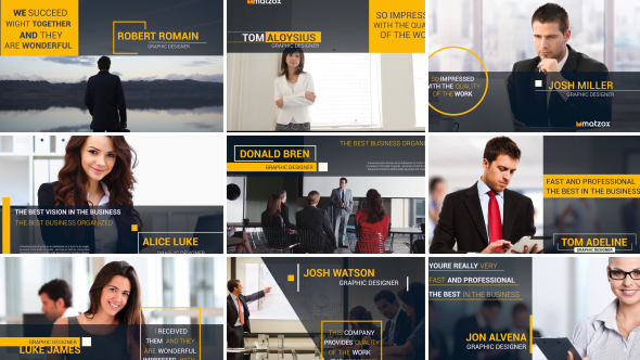 VideoHive Corporate Intro Titles 18954166