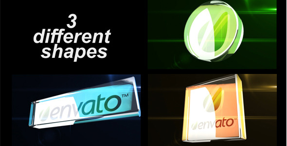 After Effects Project - VideoHive Glass Logo Shatter 1865770