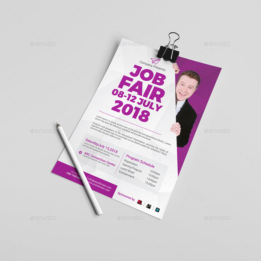 job fair flyer template by aam graphicriver job fair flyer template events flyers middot set 01 jpg