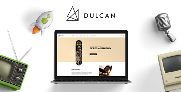 Download Ap Dulcan Shopify Theme nulled download