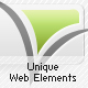 Exclusive Web 2.0 Web Elements - GraphicRiver Item for Sale