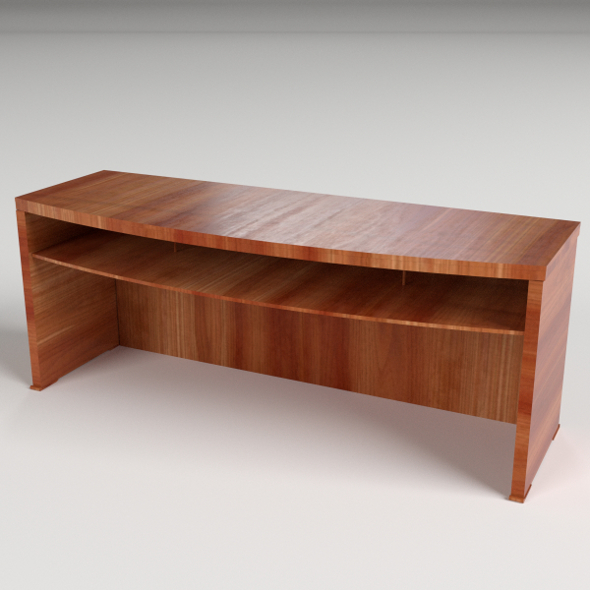 Small Side Table 2 - 3DOcean Item for Sale