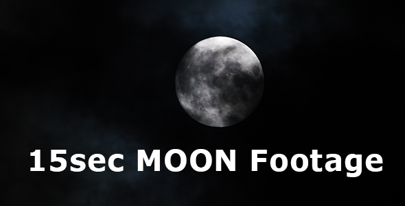 VideoHive Moon 18964988