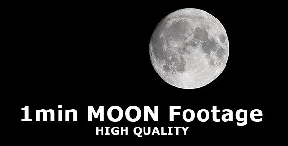 VideoHive Moon 18965148