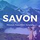 Savon PowerPoint Presentation Template