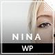 Nina - A Minimal and Creative Portfolio WordPress Theme