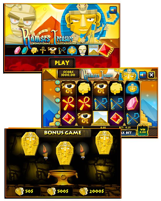 Html5 casino games