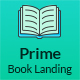 Prime - Responsive Book Landing Page