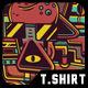 Hippie T-Shirt Design