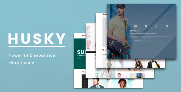 Husky - Responsive Shopify Theme