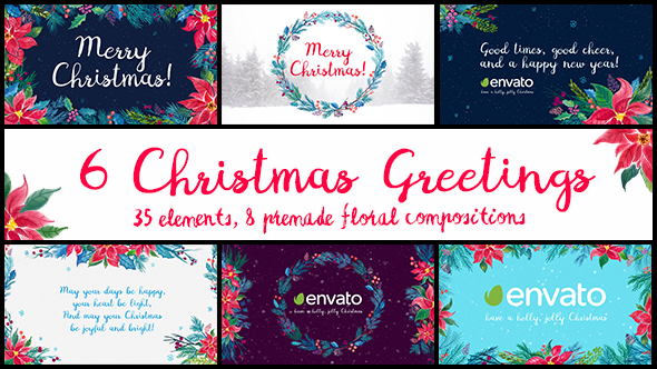 Download 6 Christmas Greetings nulled download