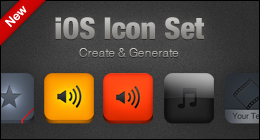 iOS Icon Set