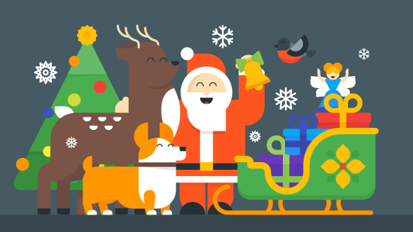 Download Christmas & New Year Greetings nulled download