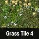 Grass Tile Texture 4