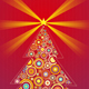 Radian Christmas Tree - GraphicRiver Item for Sale