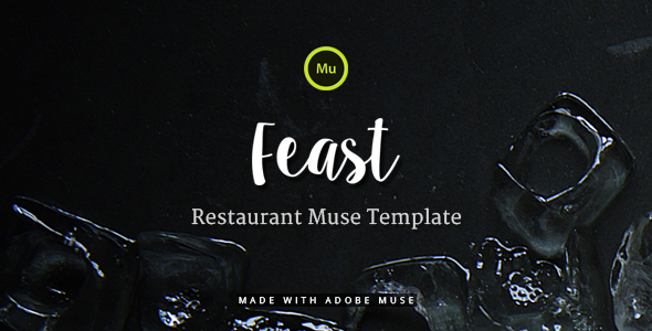Feast - Restaurant Muse Template