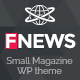 Feeleep - Small Magazine WP Theme