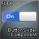 Flex Button Slider Component