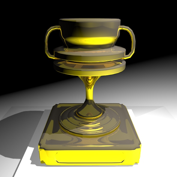 Trophy Premiun - 3DOcean Item for Sale