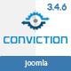 Conviction - Responsive Multi-Purpose Joomla Theme