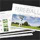 Golf Club Game Cup Postcard V03
