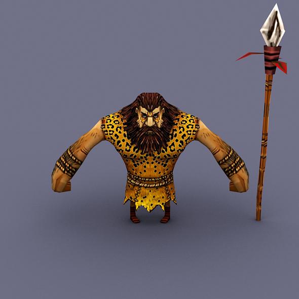 Villager Man 03 - 3DOcean Item for Sale